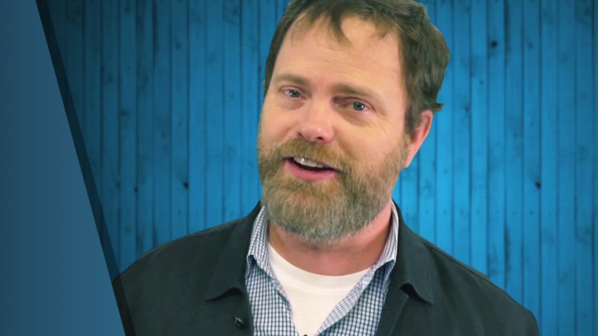 Rainn Wilson's Favorite Smurf Facts