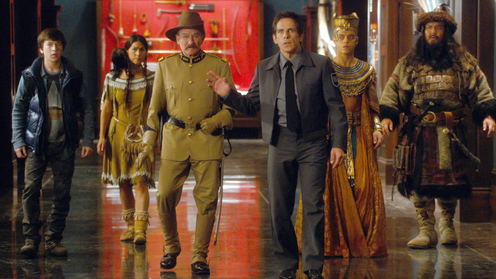 Night At The Museum: Secret Of The Tomb (2014) | Fandango