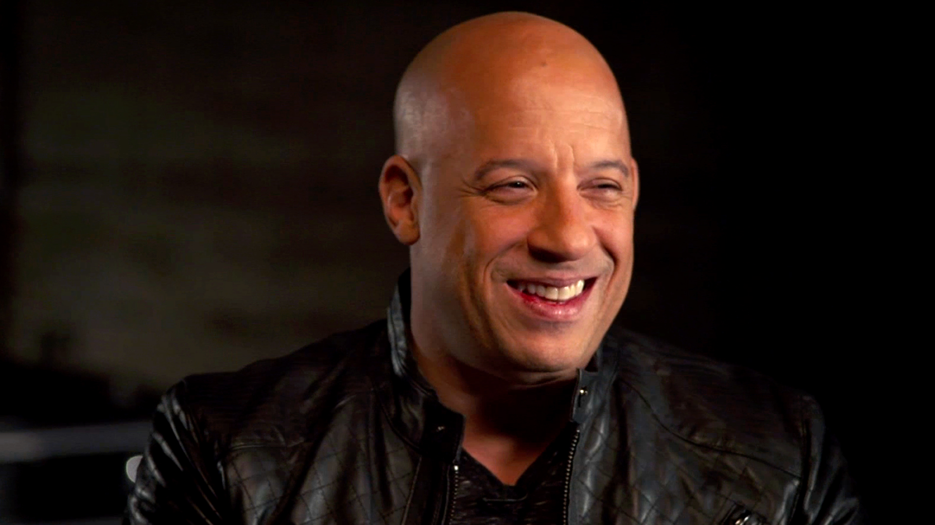 My First Time with Vin Diesel