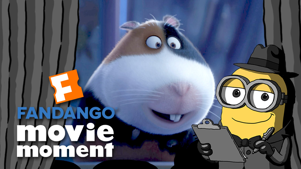sing minions at the movies react to the secret life of