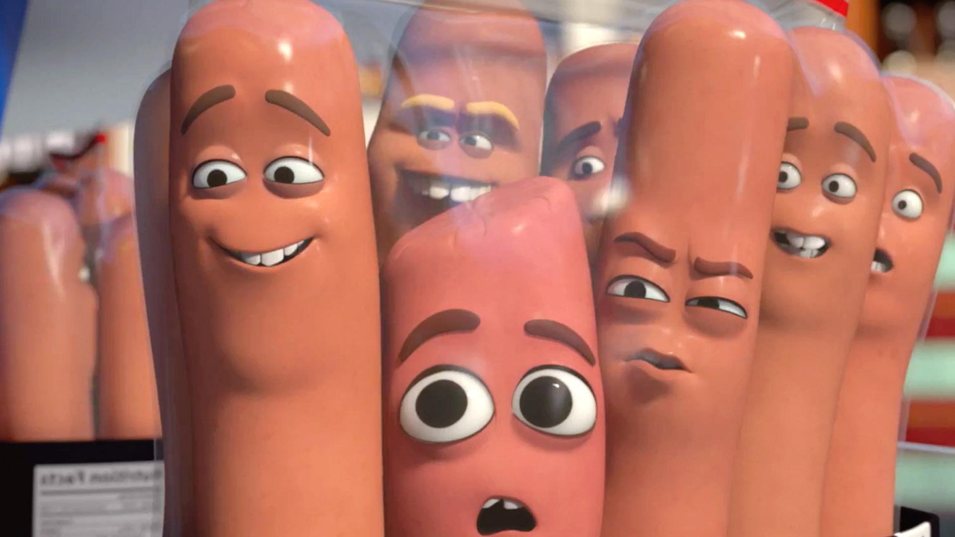 Sausage Party: Sausage Party Movie Clip