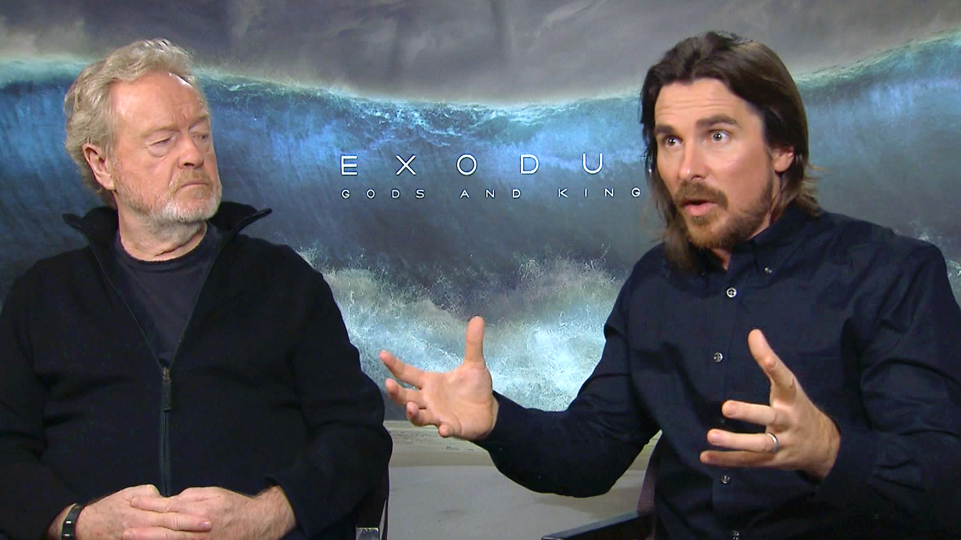 Exodus: Gods and Kings: Weekend Ticket Episode 92 - Ridley ...