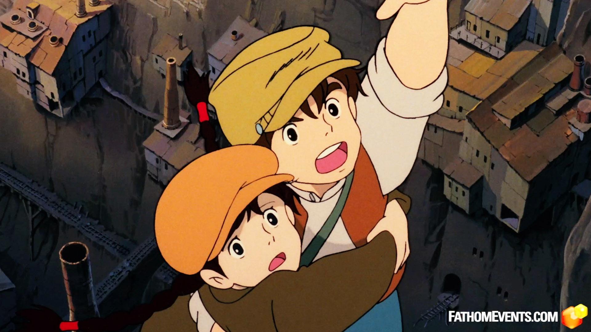 Castle in the Sky - Studio Ghibli Fest 2018