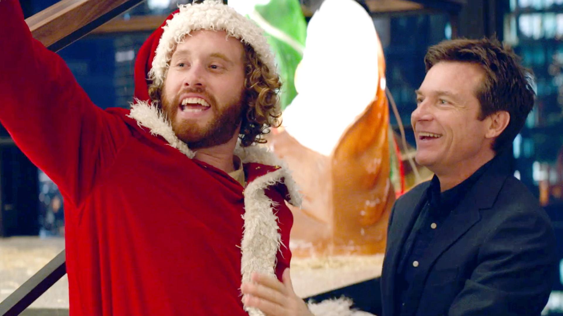 Office Christmas Party: Office Christmas Party Movie Clip - Stair ...