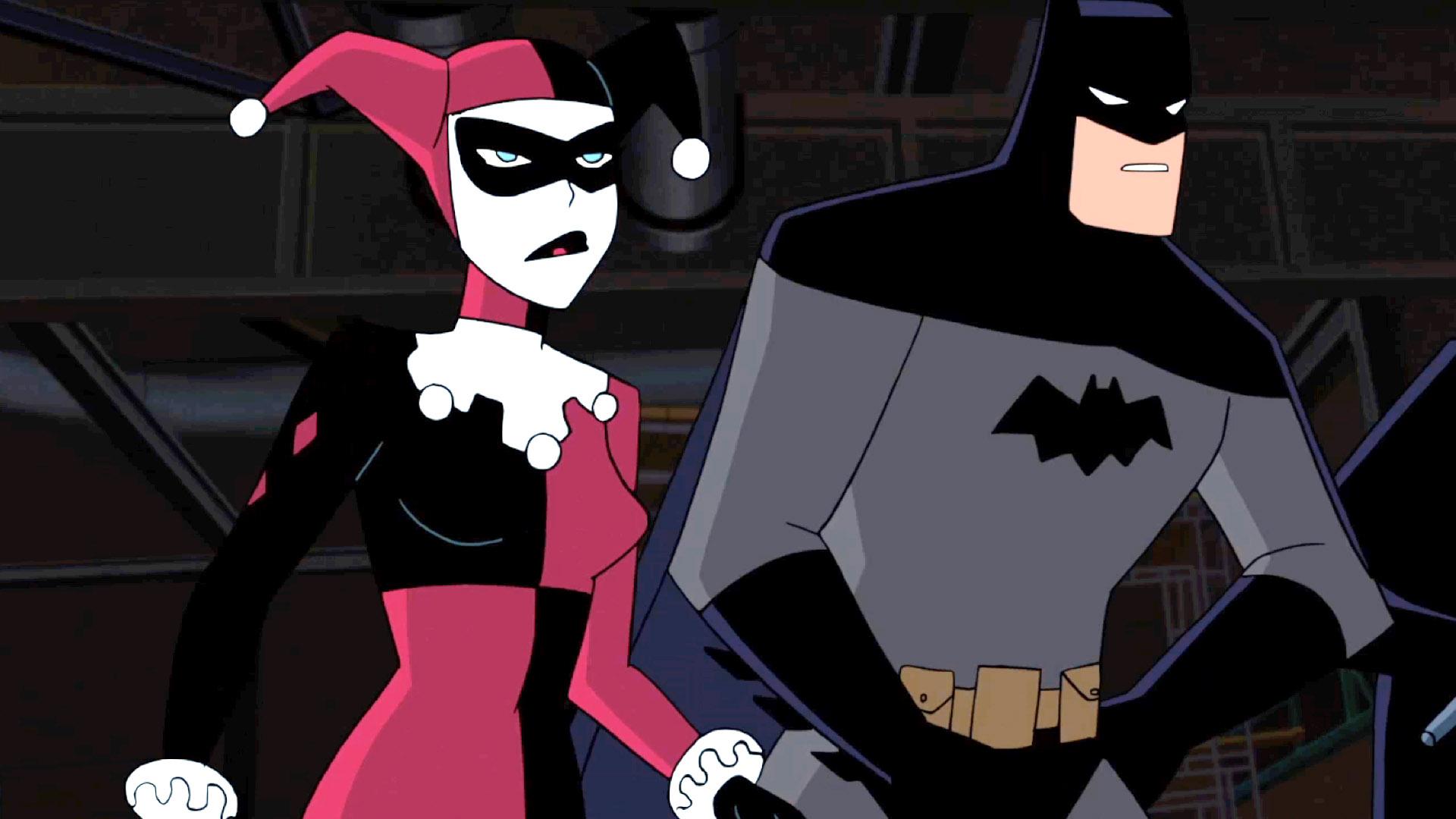 Batman and Harley Quinn: Batman and Harley Quinn Fathom ...
