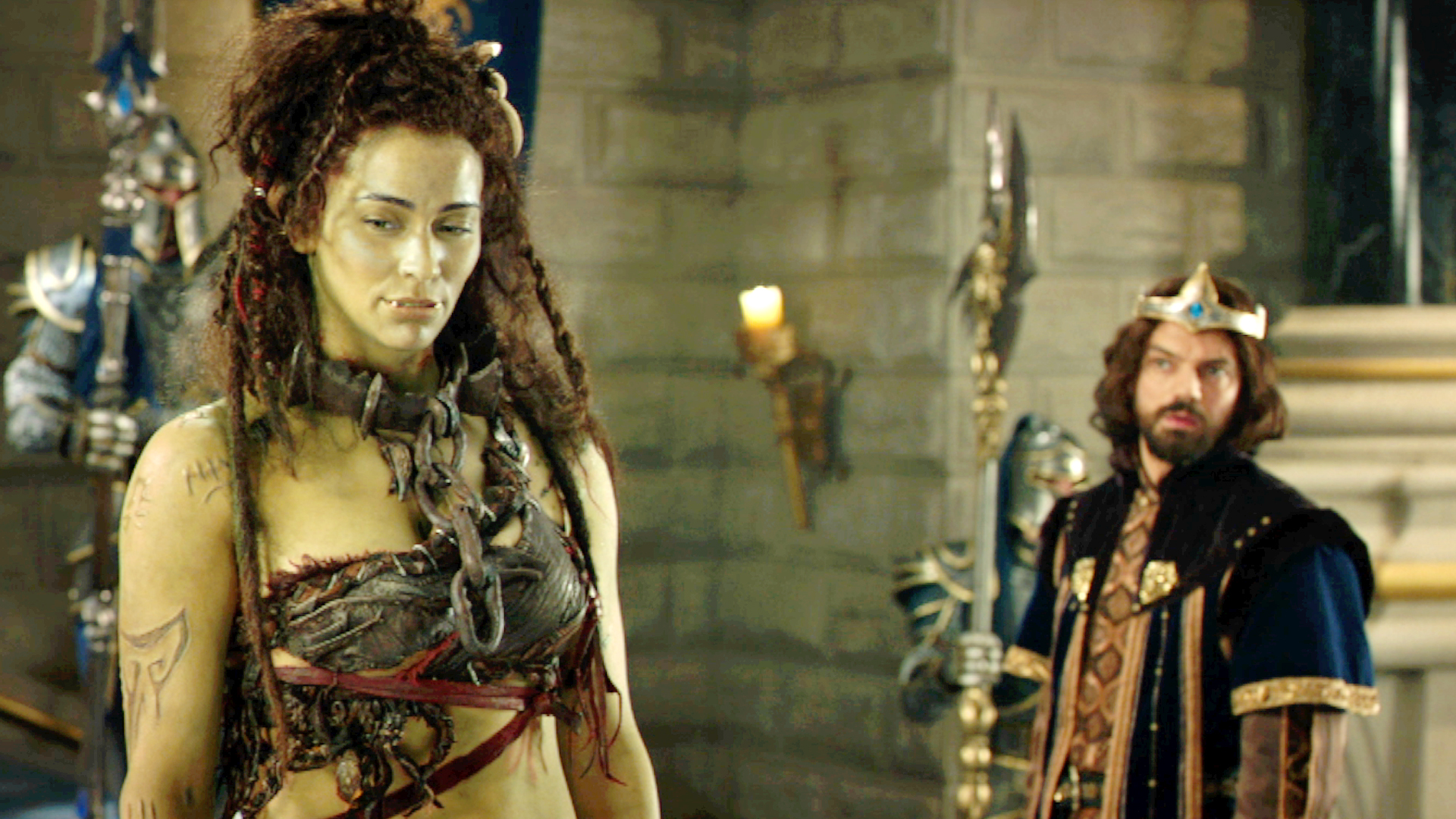 Warcraft Movie Garona