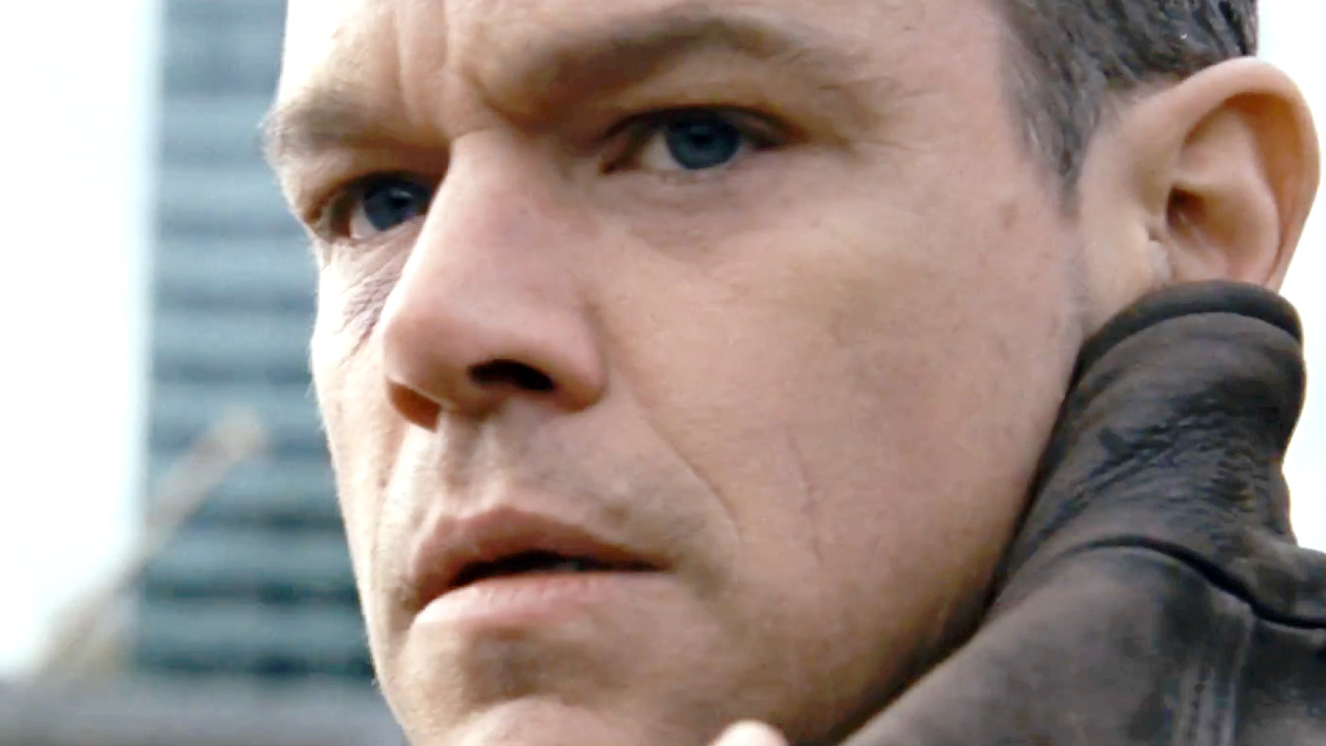 jason bourne  jason bourne trailer 1