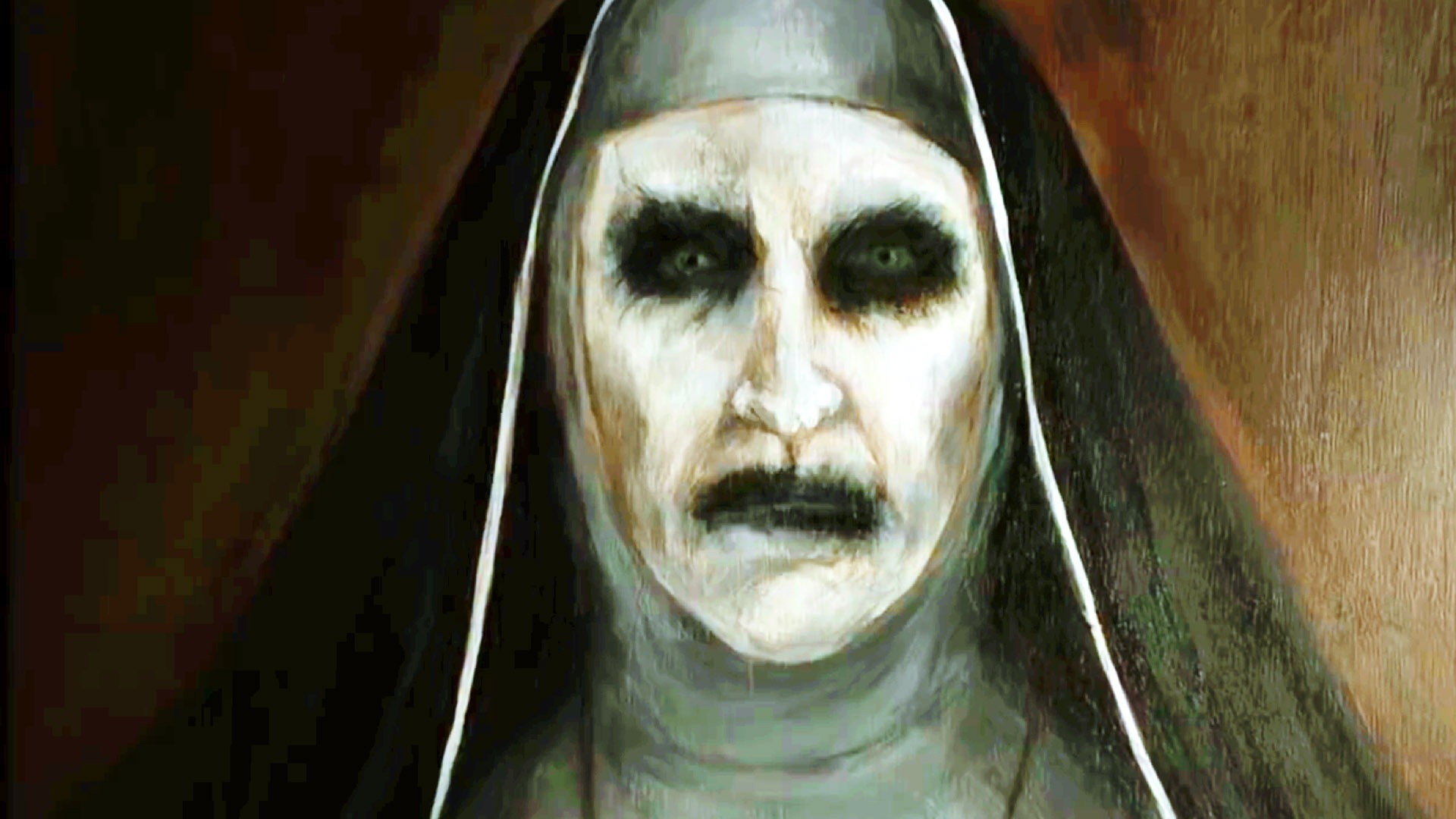 The Nun 2018 Wallpaper New Realease Movie 2018