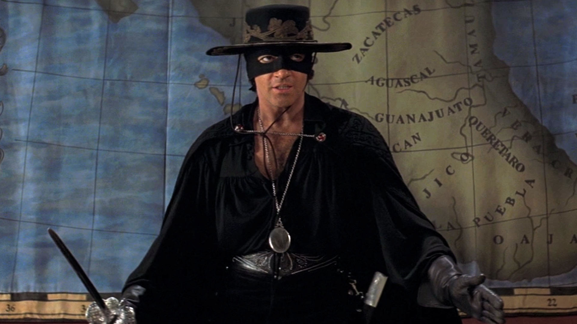 mask of zorro essay Watch the mask of zorro online the mask of zorro the 1998 movie reviews, trailers, videos and more at yidio.