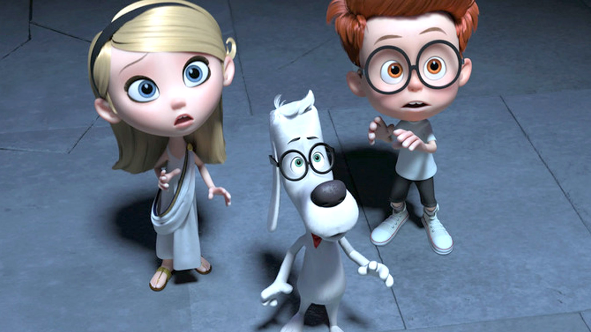 Mr Peabody