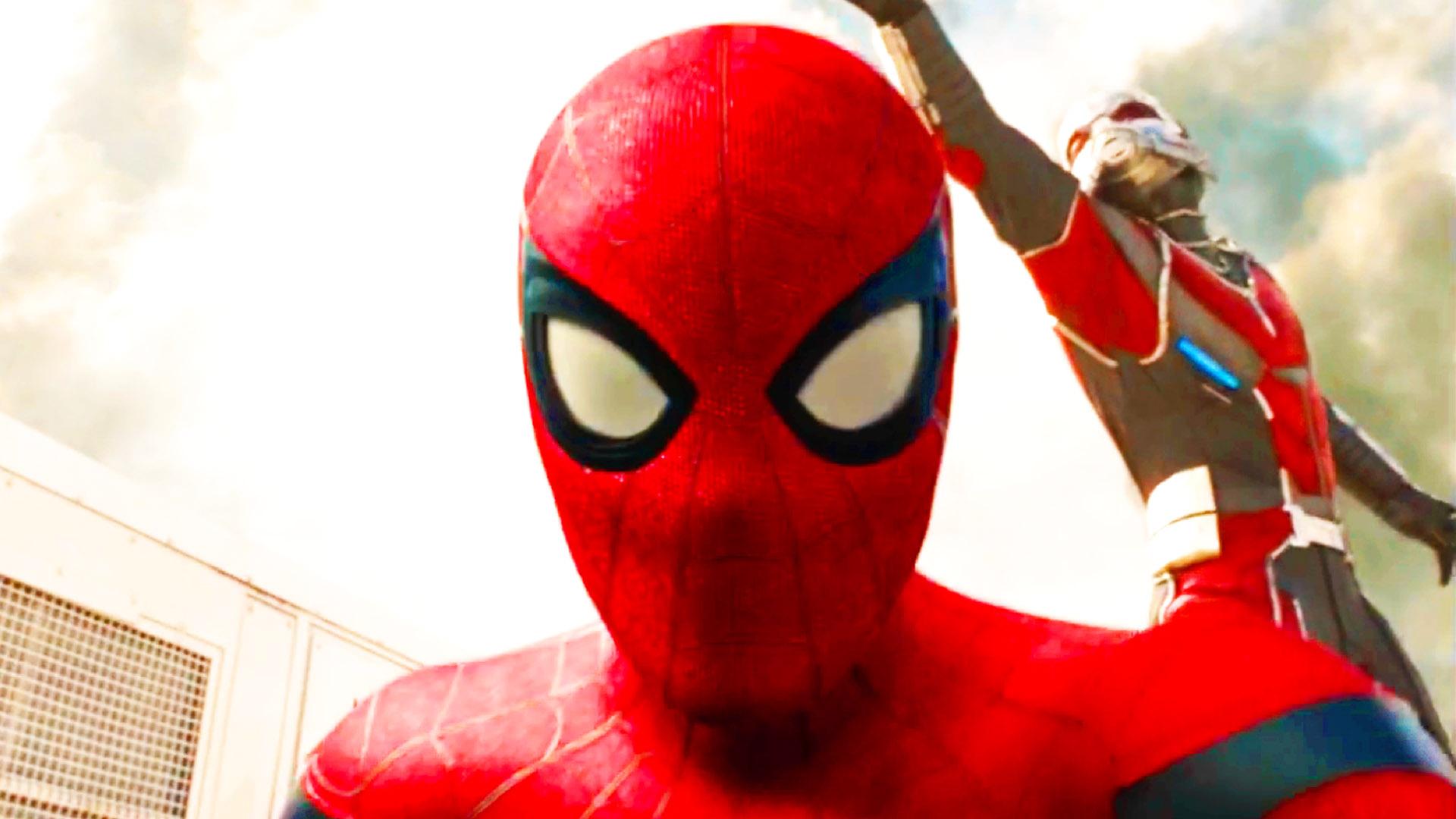 Spider Man Homecoming 2017 International Trailer 2