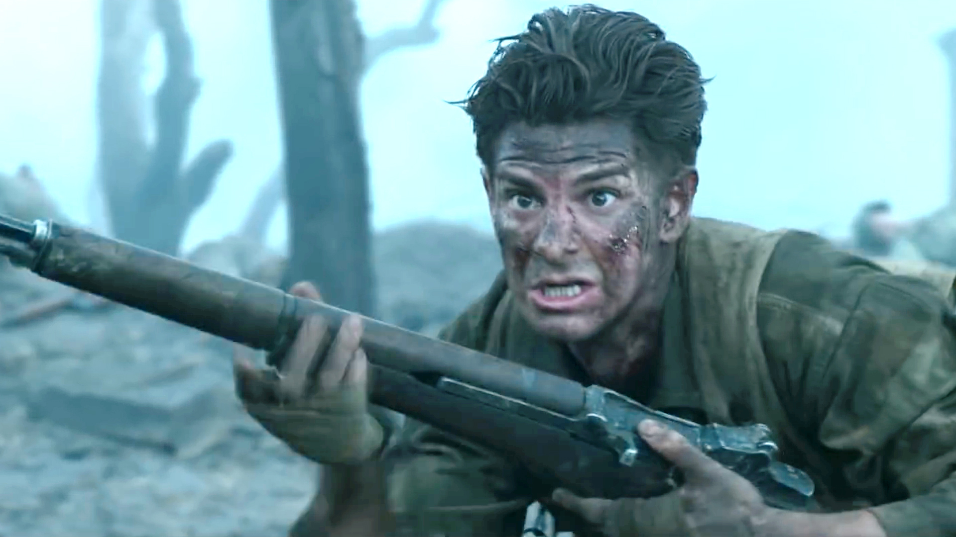 doss men The true story of army medic and conscientious objector desmond doss who, during wwii, saved 75 men without firing or carrying a gun.
