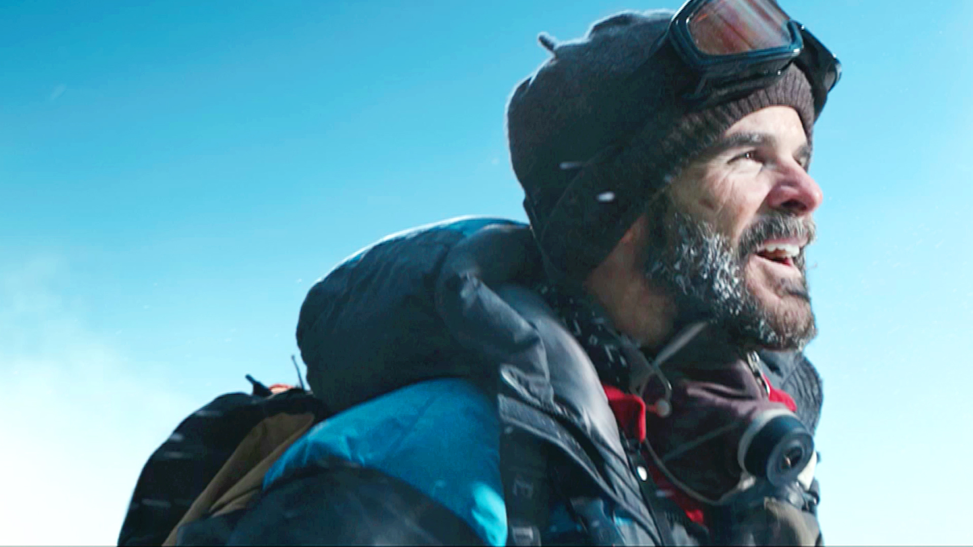 the summit of mount everest in jon krakauers into thin air A bank of clouds was assembling on the not-so-distant horizon, but journalist-mountaineer jon krakauer, standing on the summit of mt everest, saw nothing.