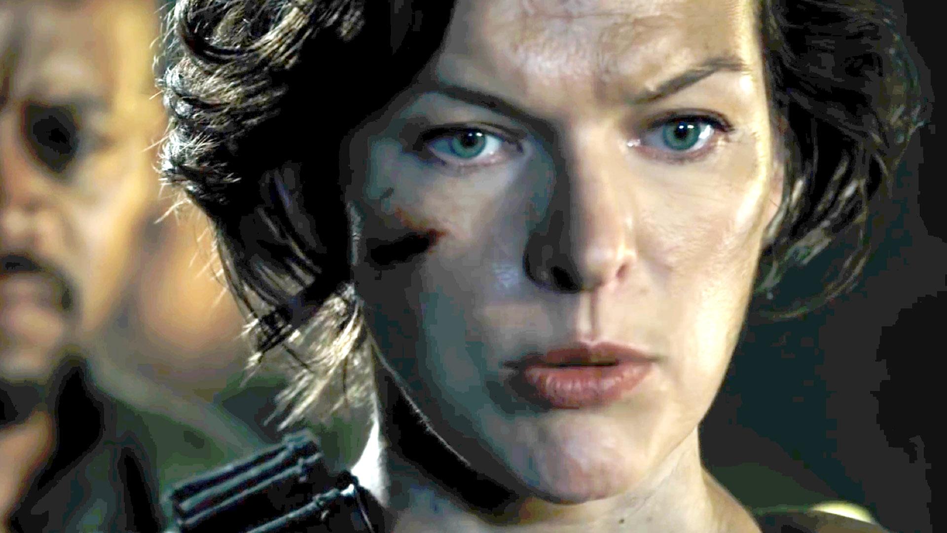 Abigail Resident Evil Final Chapter Wallpaper 22479: Resident Evil: The Final Chapter (2017)